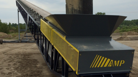 AMP Custom Conveyor